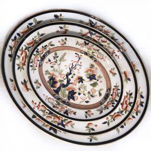 China, Silver & Glassware
